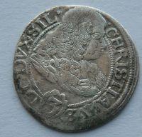 Slezsko 3 Krejcar 1669 Christian