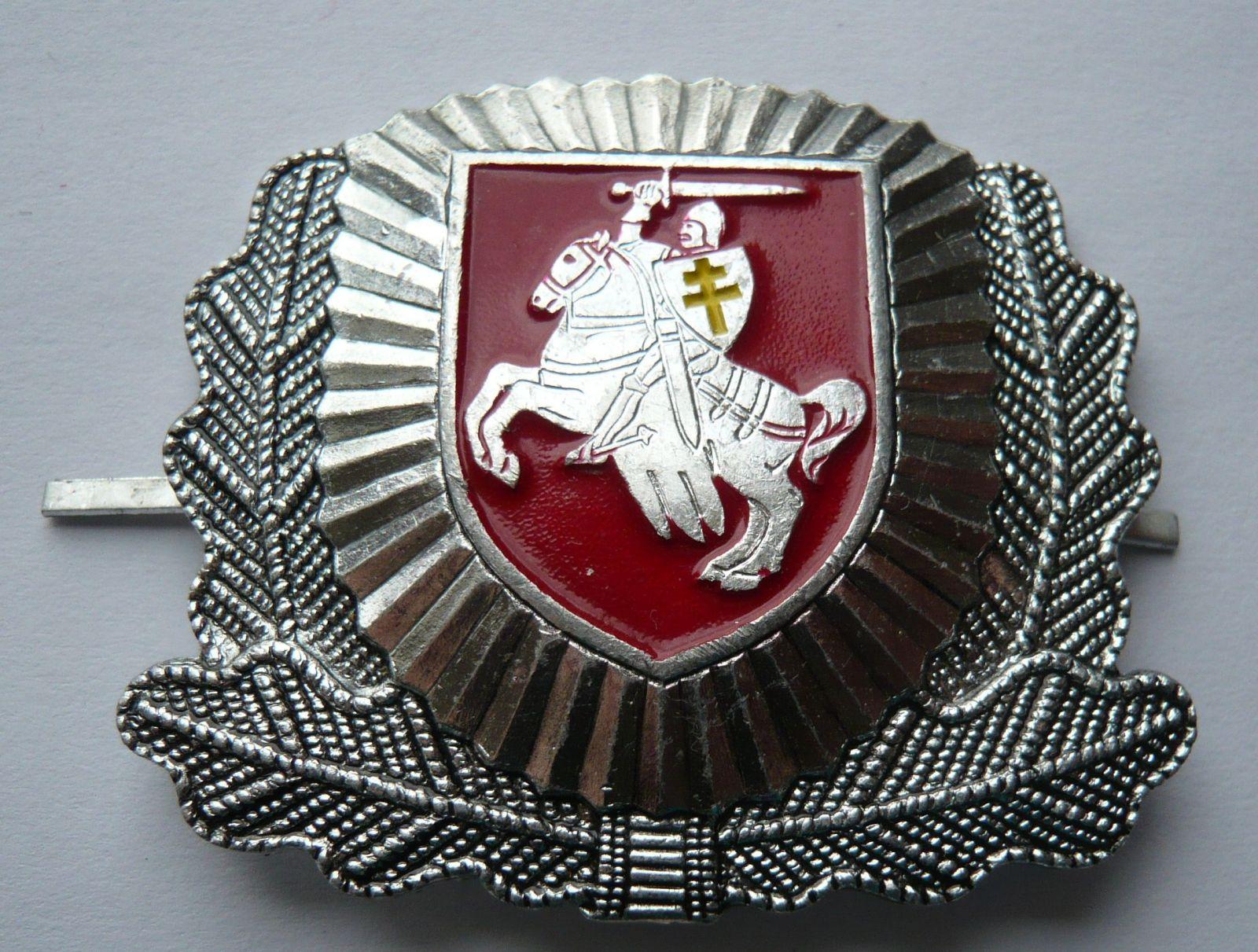 Litva odznak důstojníka