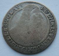 Slezsko XV. Krejcar 1666 Christián