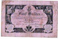 5Gulden/1866/, stav 3 (svítí)