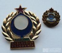 ČSSR - Zasloužilý pracovník TEPNA + miniatura