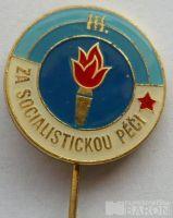 ČSSR - hasiči - za socialistickou péči III.