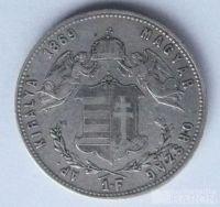 Uhry 1 Fl 1869 KB