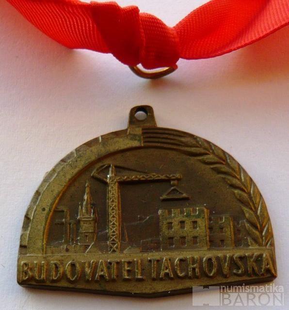 ČSSR - Budovatel Tachovska