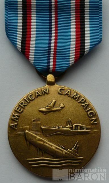 USA - americké tažení - 194-45