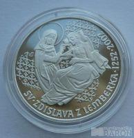 200 Kč(2002-Zdislava), stav PROOF, kapsle, certifikát