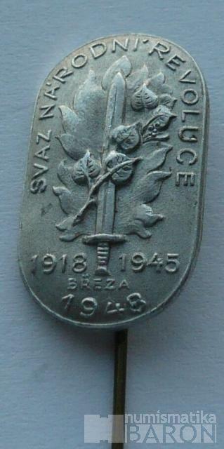 ČSR sjezd národní revoluce 1948