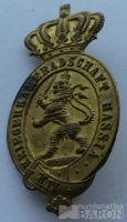 Hessen - Darmstad - veteránský odznak Ludvík IV.