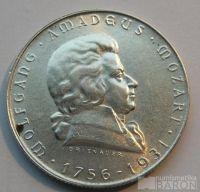 Rakousko 2 Schilling 1931 Mozart