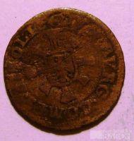 Tyroly 1 Krejcar 1619-32 b.l. arciv. Leopold