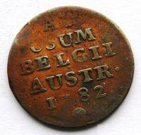 Rakousko 1 Liard 1782 Josef II.