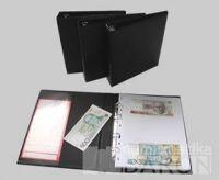 Album na bankovky BARON 4  (desky a deset listů)
