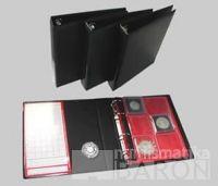 Album na mince  BARON 1 (desky a deset listů)