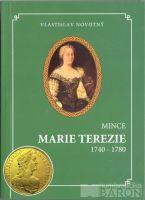 Katalog a ceník mincí Marie Terezie /1740-1780/, V. Novotný