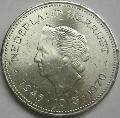 Nizozemí, 10 Gulden, 1970