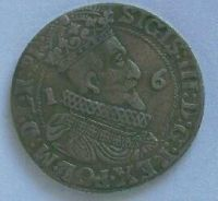 Polsko 6 Krejcar 1623 KOPIE