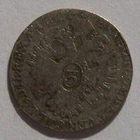 Rakousko 3 Krejcar 1821A František II..