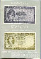 Starosti s papír. penězi ČSR za 2.svět.války II., Mixa (1983)
