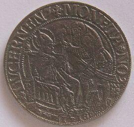 Švýcarsko Tolar 1518 KOPIE