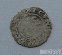 Čechy - K.Hora bílý peníz 1567 Maxmilián II.
