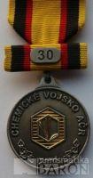 ČSR - 30 let chemického vojska v Liberci