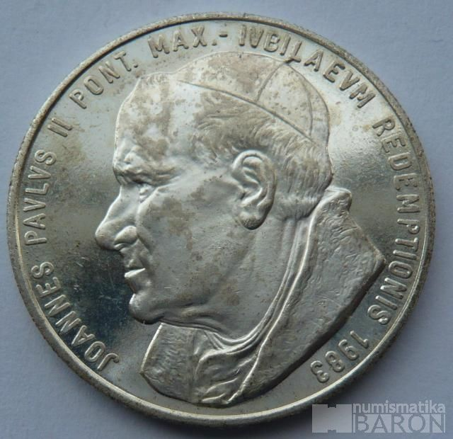 Vatikán - Jan Pavel II. Santa porta