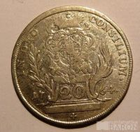 Bavorsko 20 Krejcar 1764 Max.Josef III.
