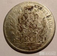 Bavorsko 20 Krejcar 1771 Max.Jos.III.