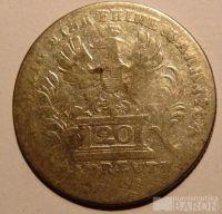 Bayrauth 20 Krejcar 1764 Fridericus