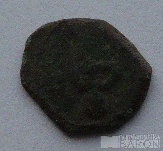 Byzanc 1/2 TETARTERON John II. 118-43