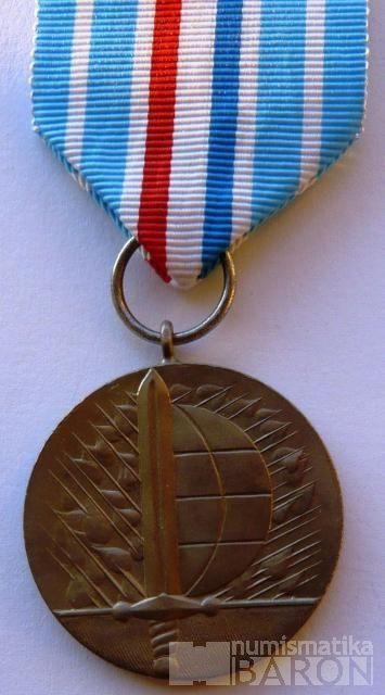 ČSR - AČR - nasazení v zahraniční misi 2.tř. stř.stupeň