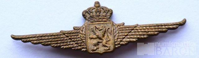 Dánsko pilotní odznak