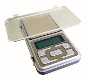 Digitální váha s rozlišením 0,01g (max. 100g)