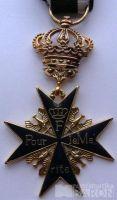 Prusko KOPIE - pour la Merité - záslužný kříž