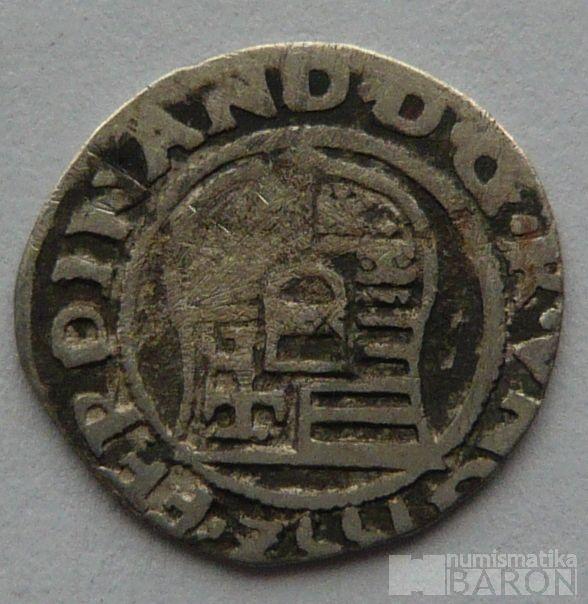 Uhry Denár 1552 KB Ferdinand I