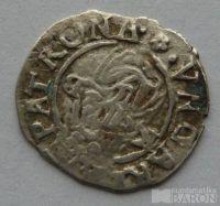 Uhry Denár 1577 KB Maxmilián II