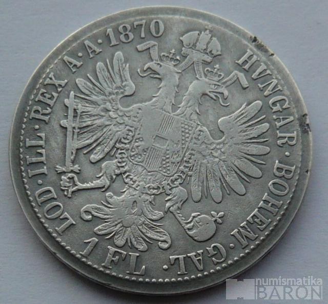 1 Fl 1870 A