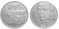 200 Kč(2013-Aloys Klar), stav PROOF, etue a certifikát