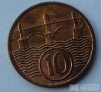 ČSR 10 Haléř 1938