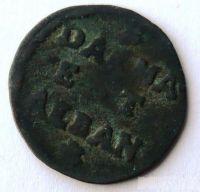 Dalmácie 2 Soldi 18.stol pod benátským protektorátem