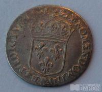 Francie 1 /12 Esu 1661 B Ludvík XVI.