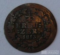 Mosen 1/4 Kr. 1813