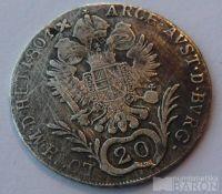 Rakousko 20 Krejcar 1804 G Frant. II.