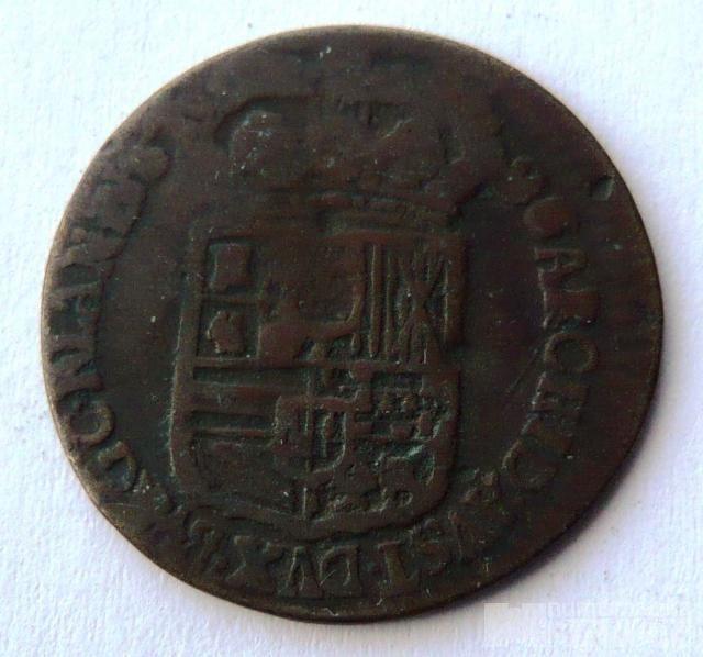 Šp.Nizozemí Liard 1696