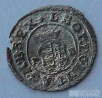 Uhry Denár 1669 KB Leopold I.