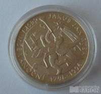 200 Kč(1996-Ryba), stav 0/0, kapsle, certifikát