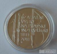 200 Kč(2001-Dientzenhofer), stav 0/0, kapsle, certifikát