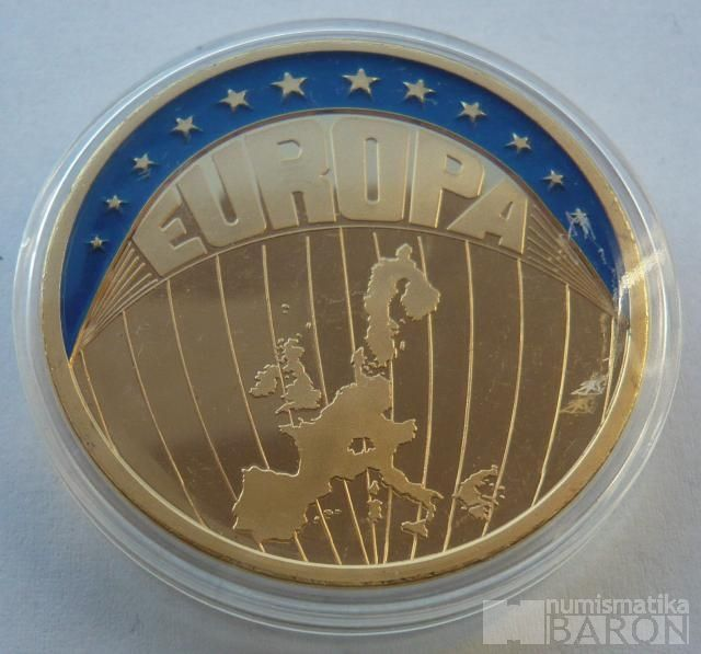 Evropa medaile Eur 1999