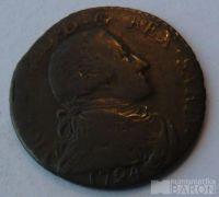Itálie - Gorice 5 Sol. 1794