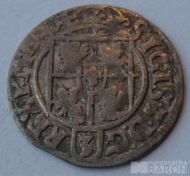 Polsko 2 1/1 Groš 1622 Sigmund III.